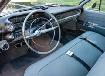 1959 Color & Upholstery