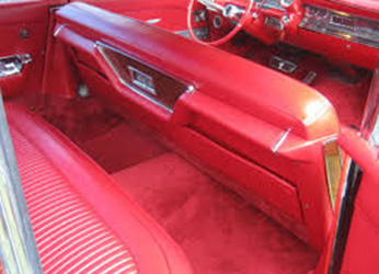 1960 Color & Upholstery